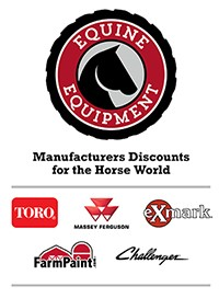 NEW 2016 Equine Equipment Logo-with Brands