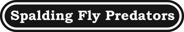 spalding fly predators logo